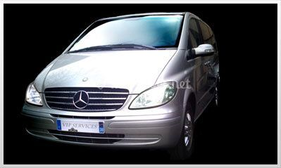 Mercedes Viano Mariage