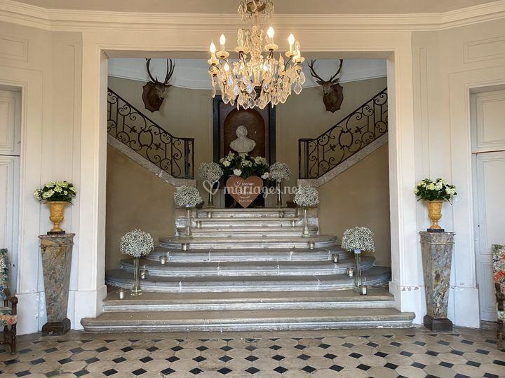 Château : Hall