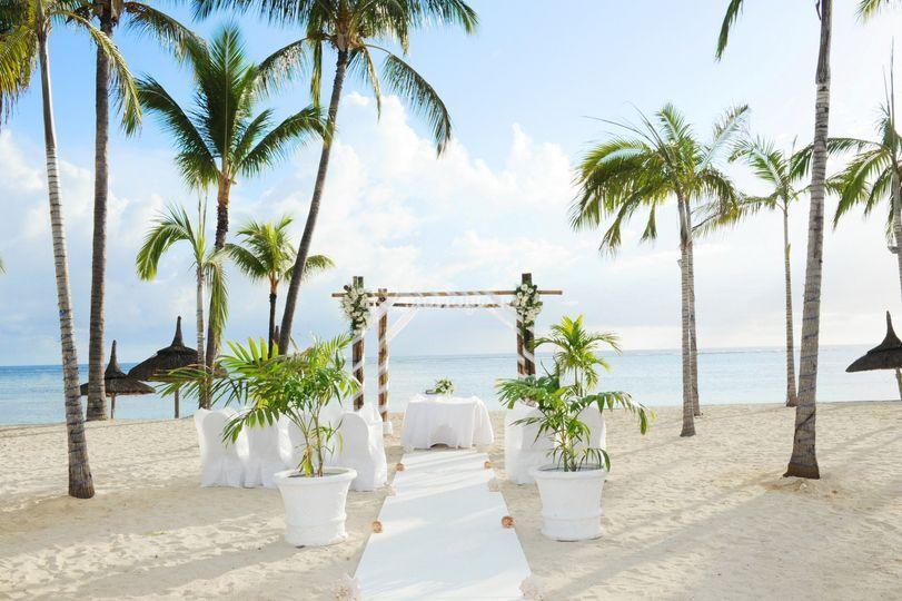 Mariage à l'Ile Maurice