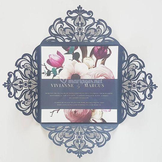 Comme une fleur L019