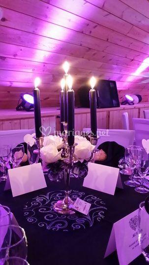 Les chandeliers de 10cibel