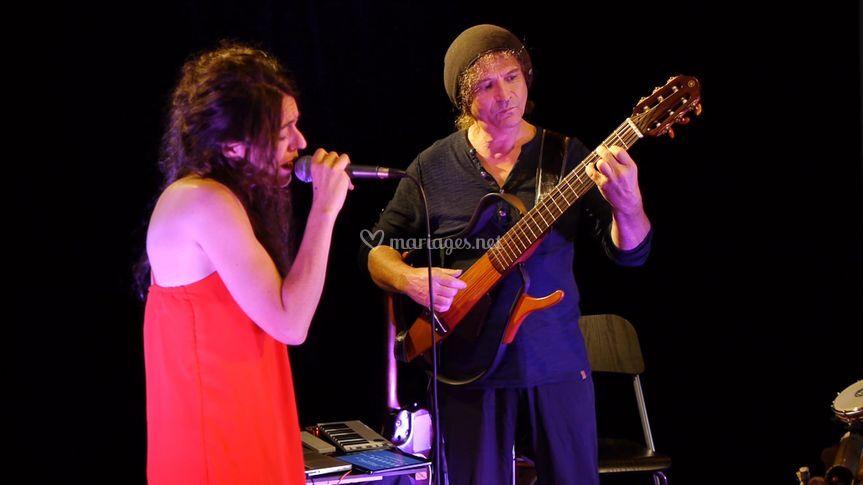 Concert au Caillou à  Bordeaux