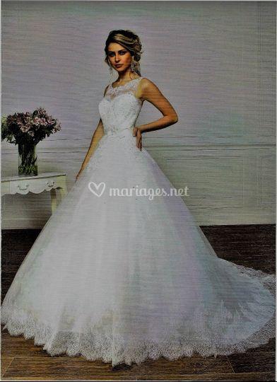 Robe Bouquet