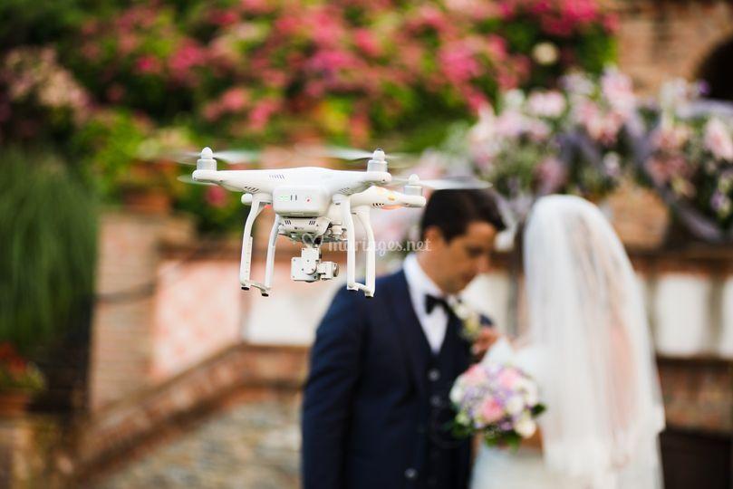 Option : Drone vidéo