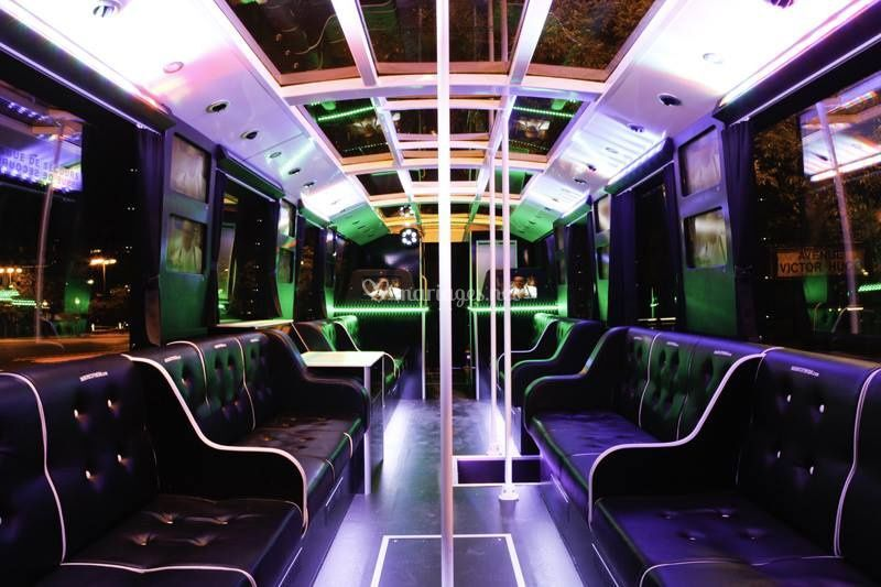 Evenement dans un BusDisco