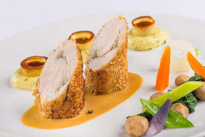 Restaurant Mariage Gard