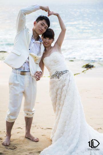 Mariage à Bali, Indonésie