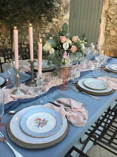 Thème Provence