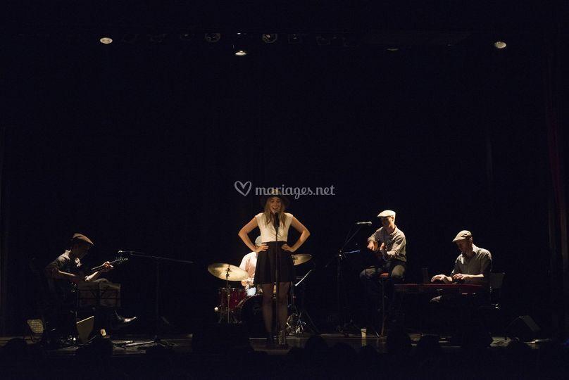 Aude Duhamel Quintet