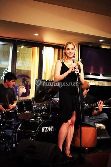 Aude Quartet Jazz live