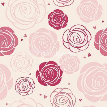 Exemple d'illustration florale