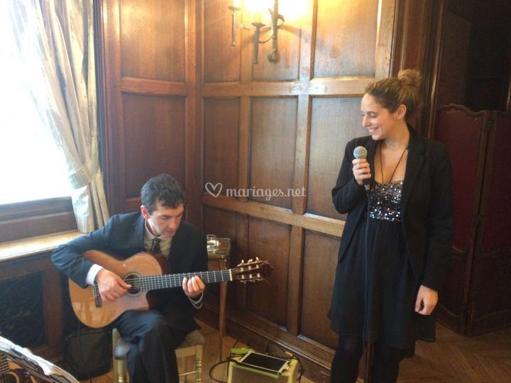 Mariage à l'Hôtel Raphael