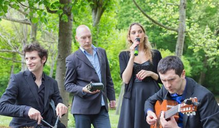 Aude Quartet Jazz 1