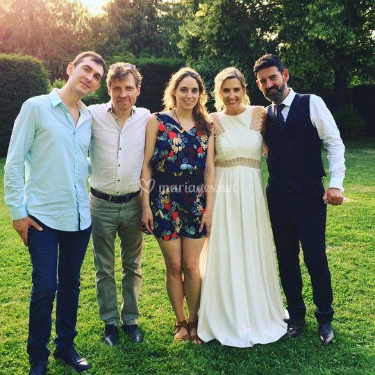 Mariage de Béatrice 2019