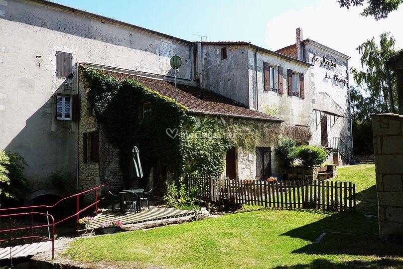 Gîtes Le Bûcher et Le Moulin