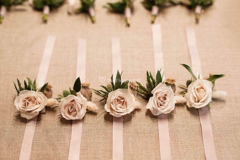 Bracelet fleuris