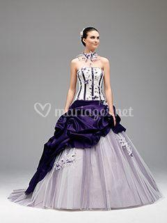Robe de mariée annie couture