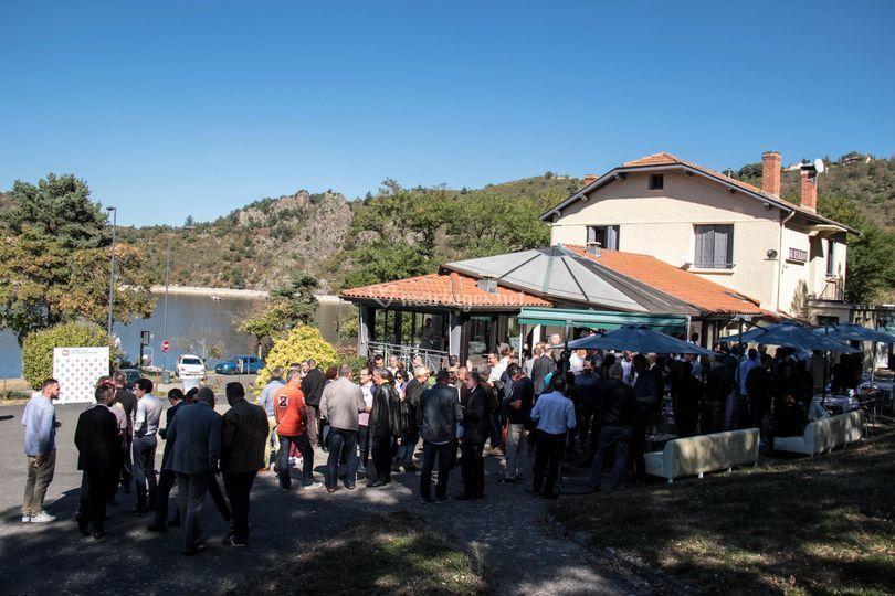 Façade Pavillon du Lac
