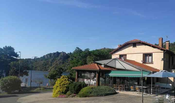 Pavillon du Lac