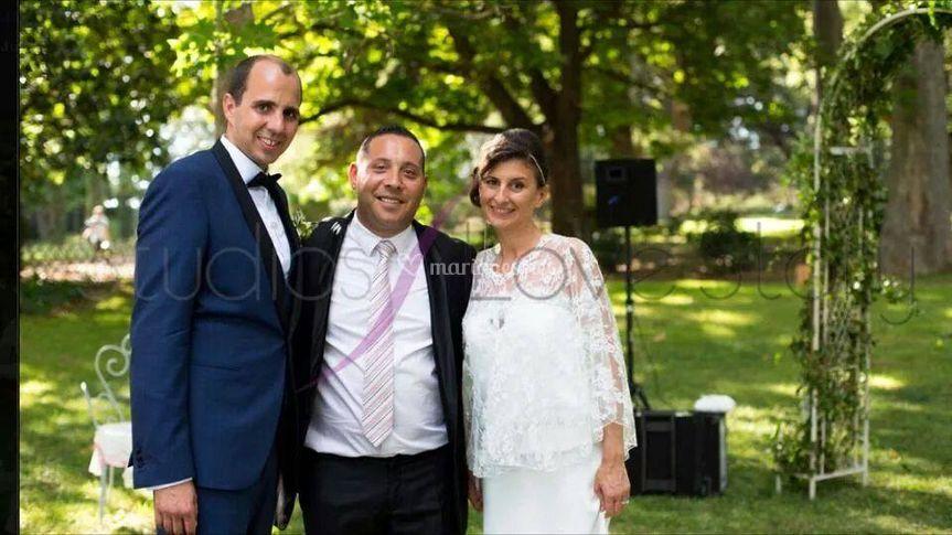 Mariage Claire et Fabien