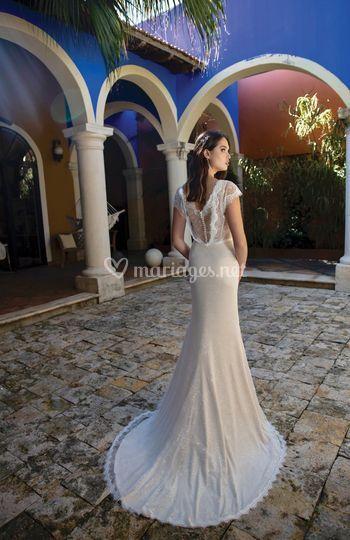 Robe mariée Bo'M