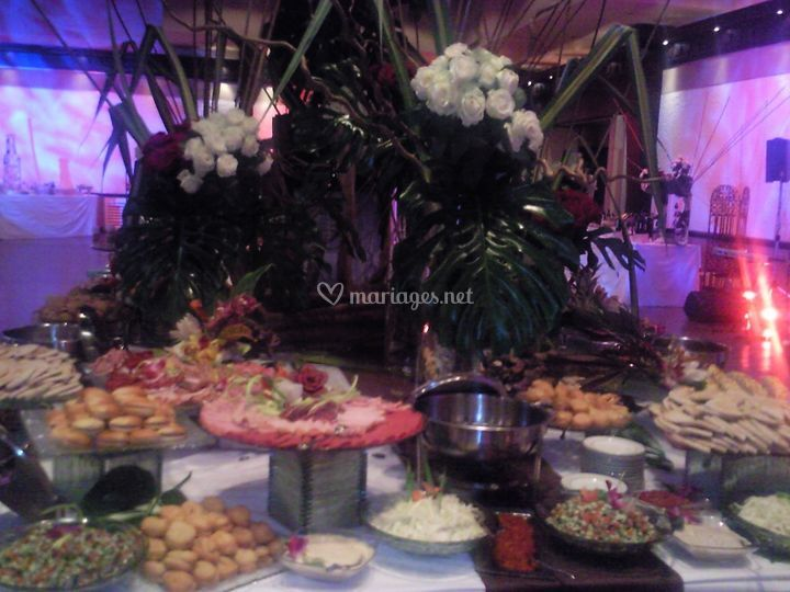 Mgevent buffet