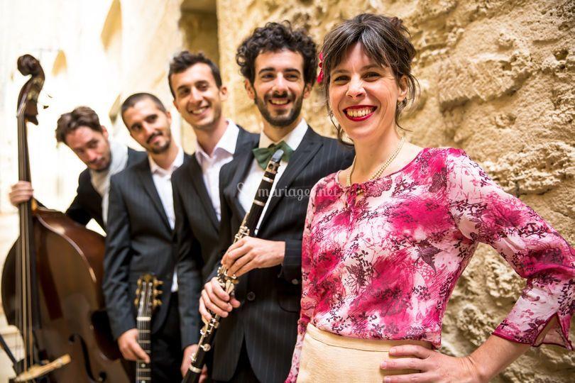 Quintette Gramophone Stomp