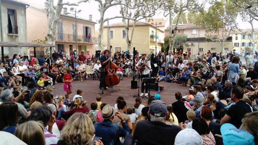 Festival des arts de la rue