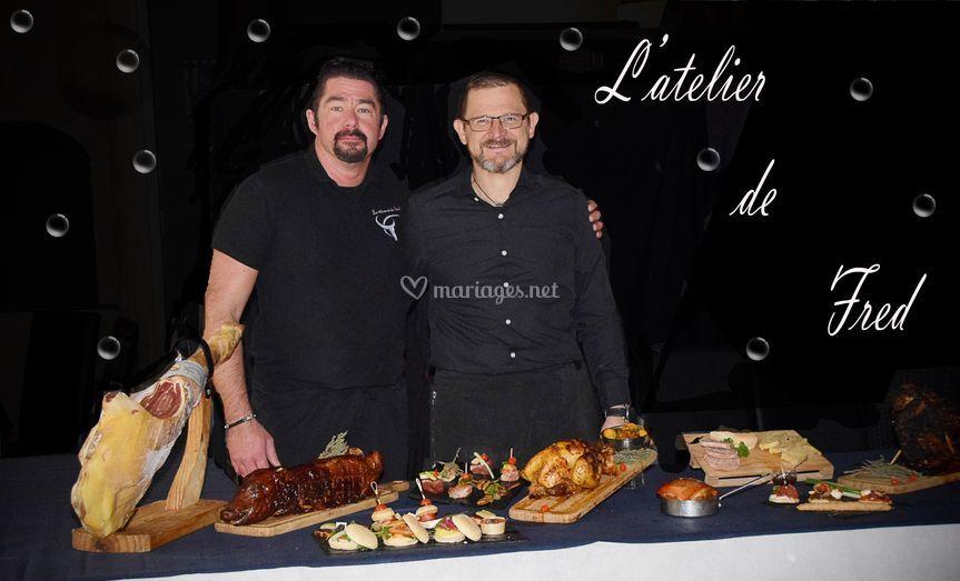 Nos chefs