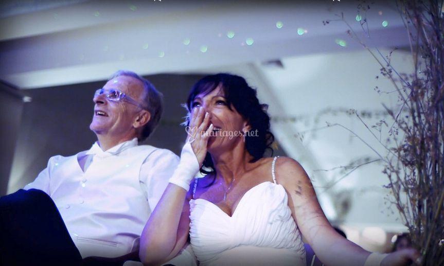 Film de mariage-création 2012
