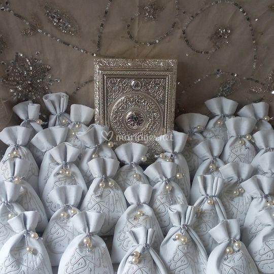 Coffret bourses de Coran