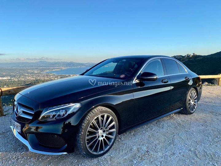 Mercedes pour mariage