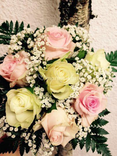 Bouquet rond classique