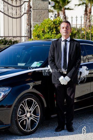 Chauffeur privé Var