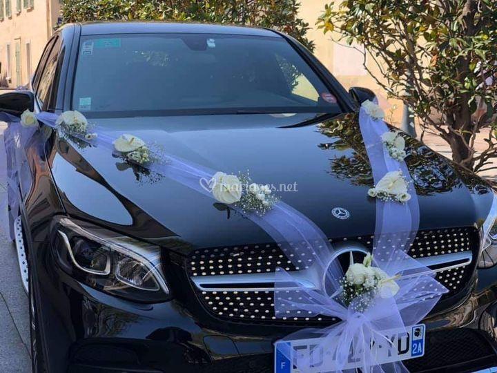 Décoration Mercedes Glc