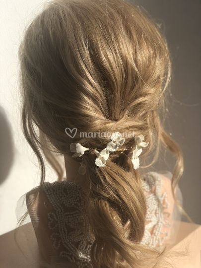 Bijoux de coiffure mariage