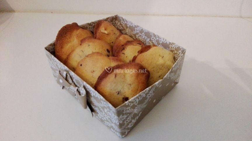 Présentation biscuits