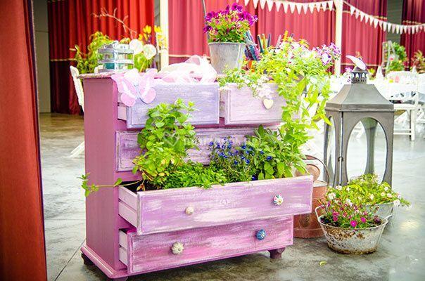 La commode du jardinier