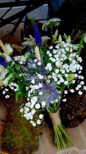 Le bouquet de Roxane