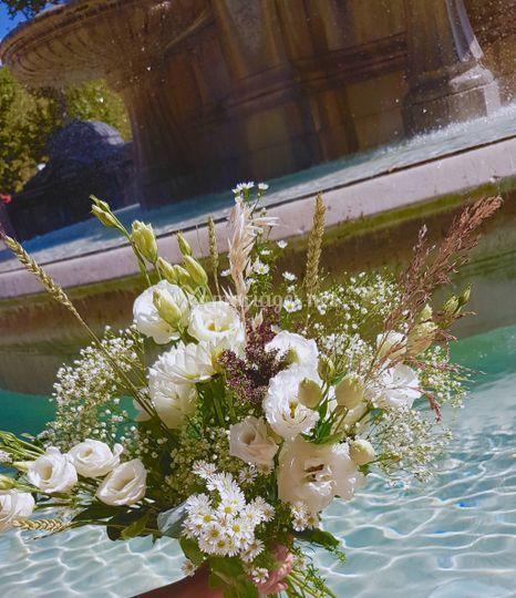 Le bouquet de Sandra