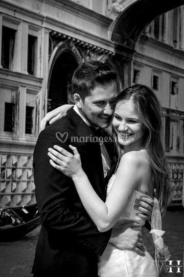 Couple Venise