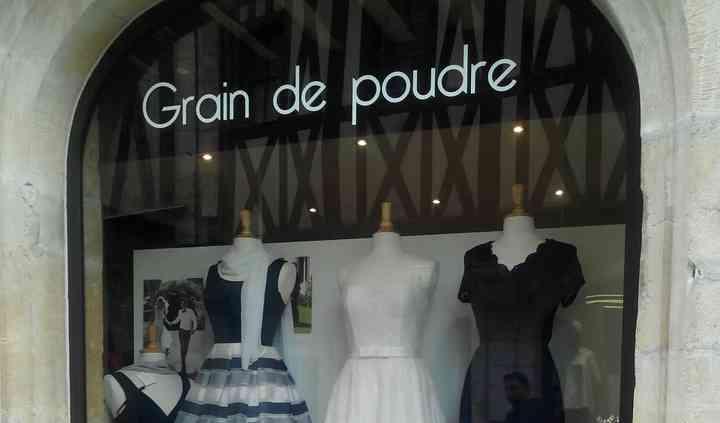 Grain de Poudre