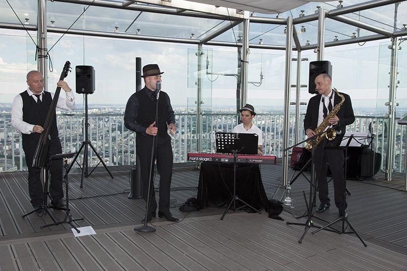Quartet Jazz - Montparnasse