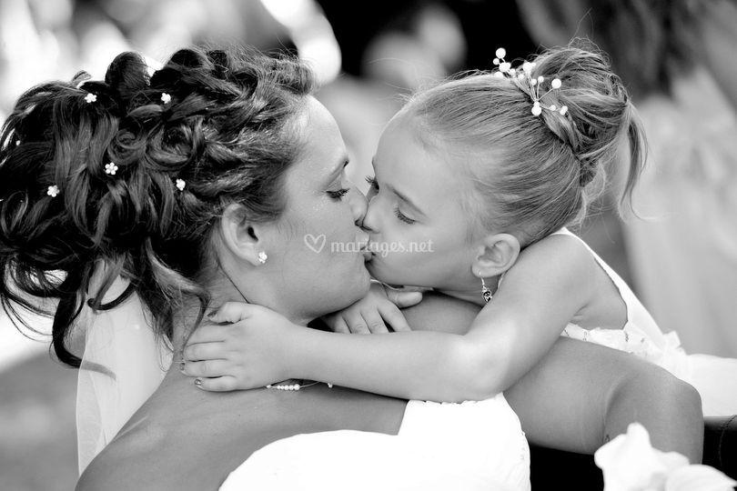 L'amour entre mère et fille
