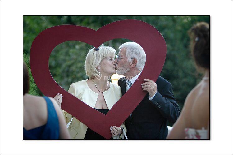 Un mariage, de l'amour
