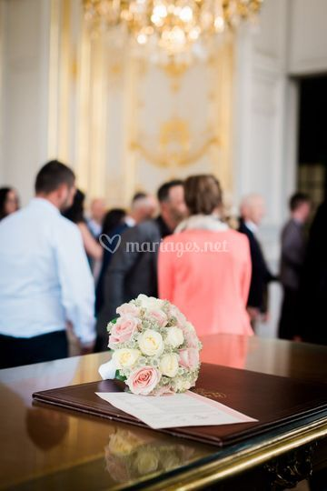 Mariage C&E - Versailles
