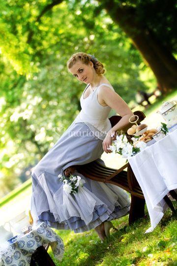 Robe de mariée Kiki