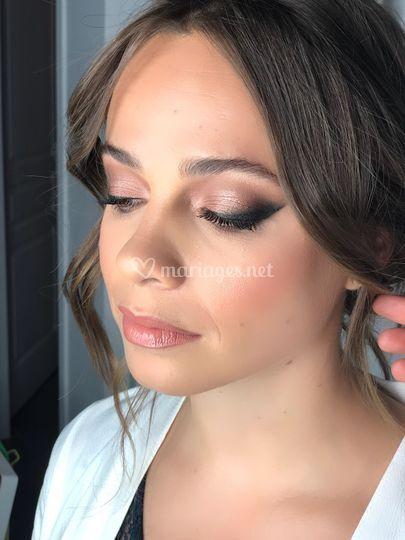 Make up Mariée
