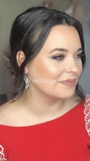 Make up invitée