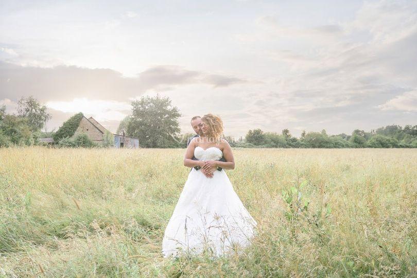Photographe angers mariage